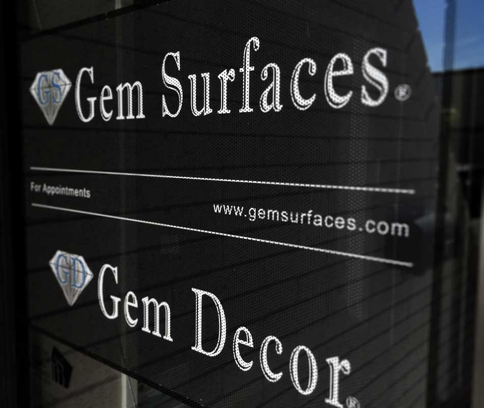 Gem Surfaces® contact info